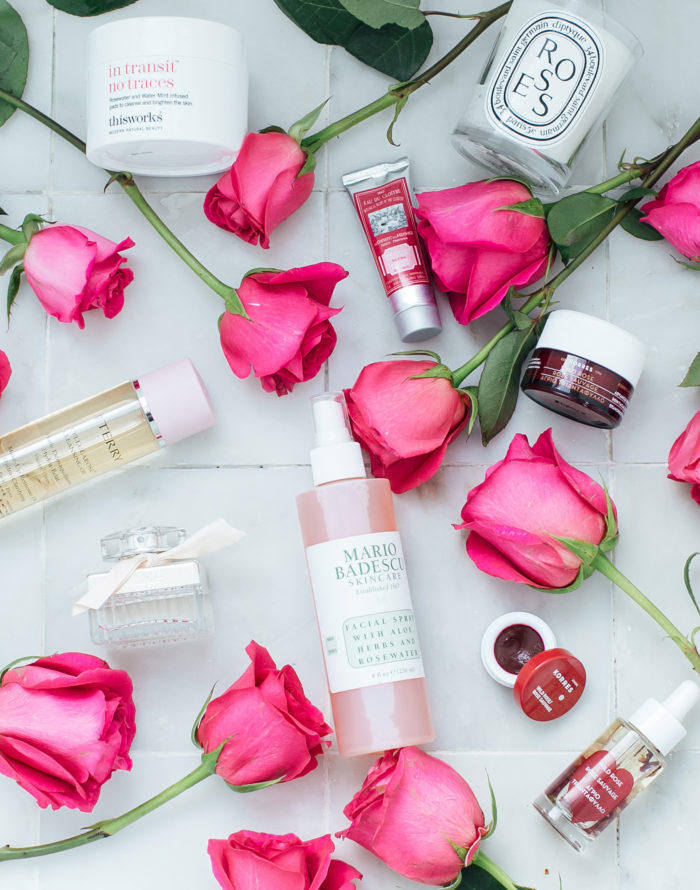 9 Rose Beauty Products to Celebrate National Fragrance Day