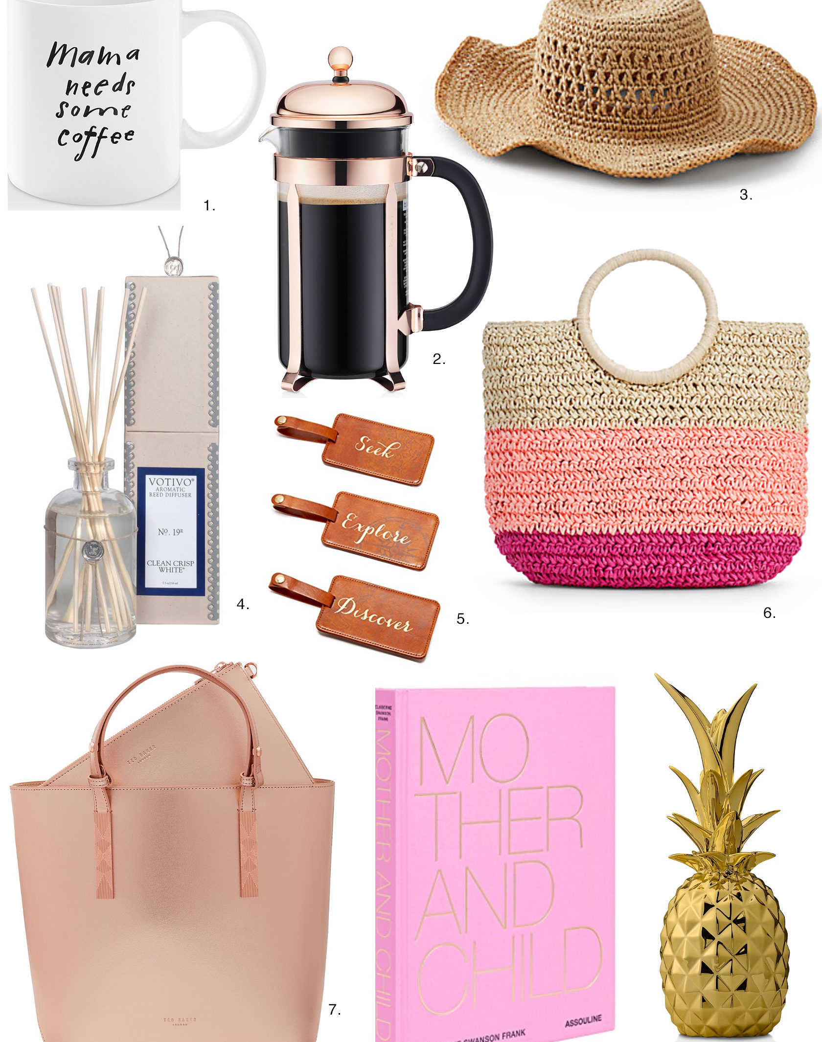 Sydne Style rounds up mothers day gift ideas with online coupon codes for shopping sales