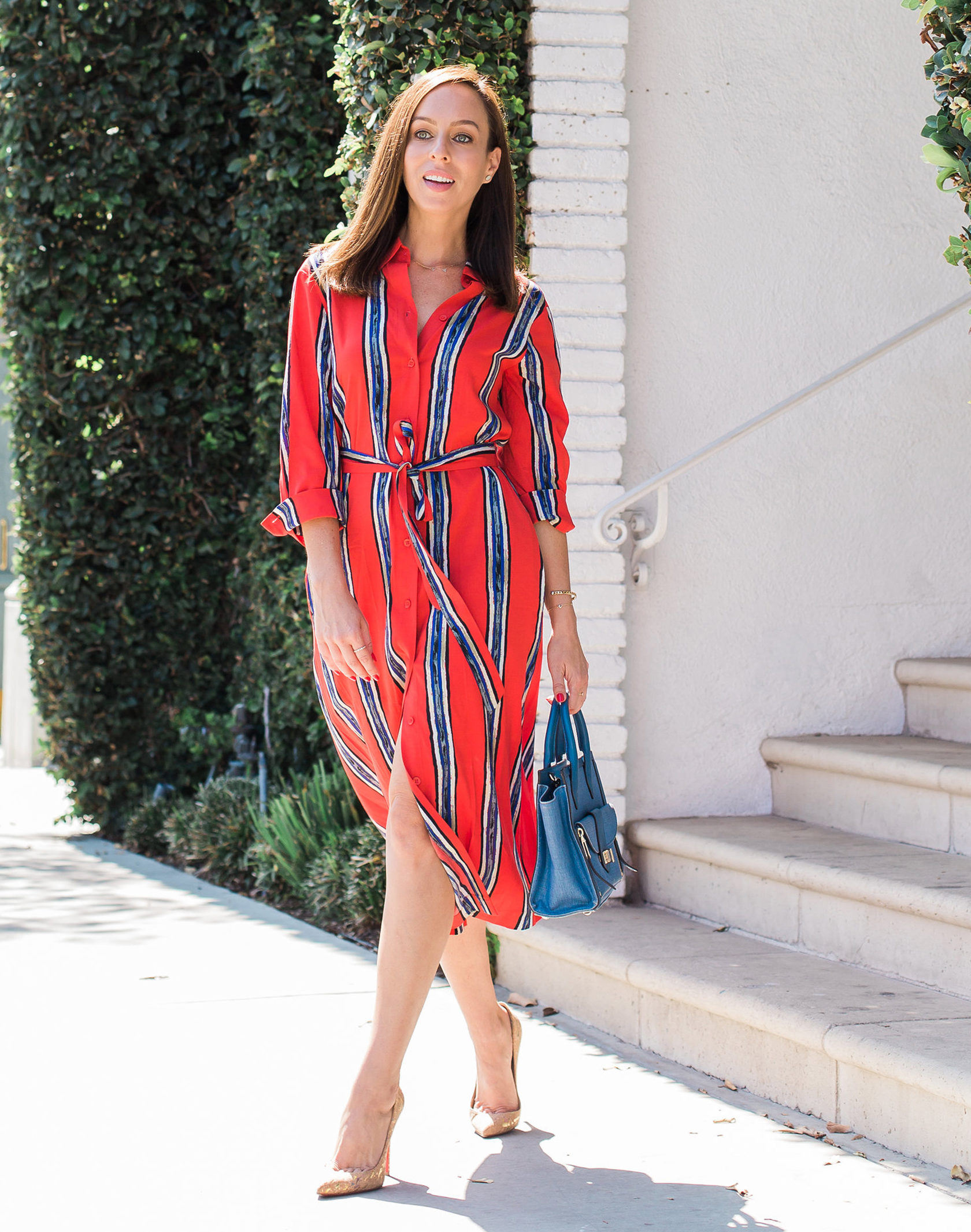 what to wear for work when its hot out in shirtdresses